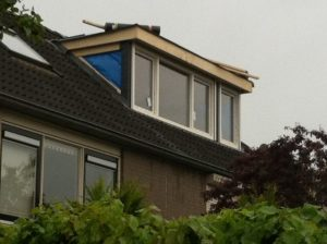 Tradtitionele dakkapel gebouwd naar uw wensen